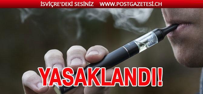 Basel Kanton Hükümeti , 18 yaşından küçüklere e-sigara satışını yasakladı