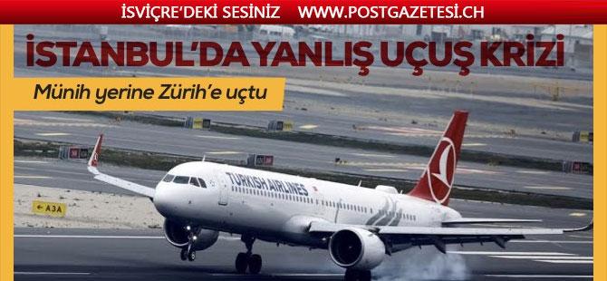 İstanbul Havalimanı'nda inanılmaz hata!