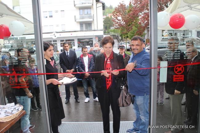 AKSA Restaurant açıldı
