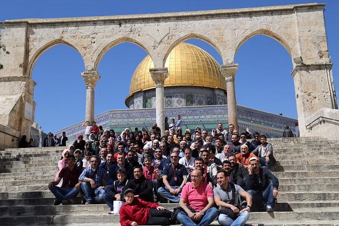 Muhteşem Kudüs gezisi