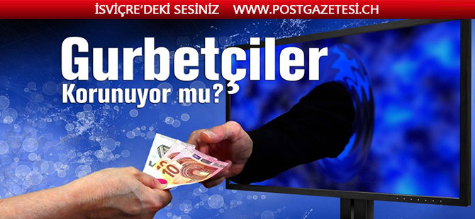 AK Parti Türkiye'de bankada parası olan gurbetçileri koruyor mu?