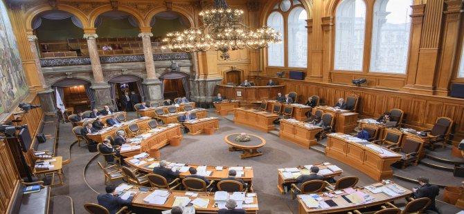 Kantonlar Meclisi şekilleniyor
