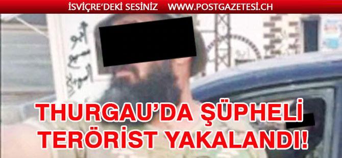 İlticacı DAEŞ mensubu Thurgau'da tutuklandı