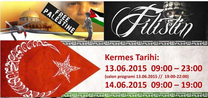 Filistin için Kermes