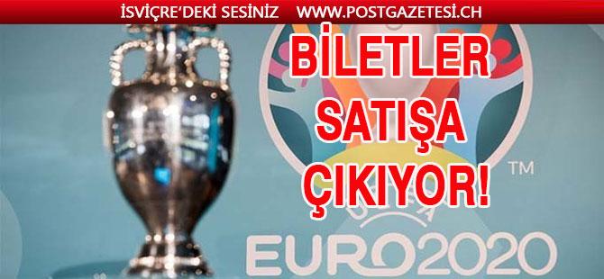 EURO 2020 biletleri yarın satışa çıkacak