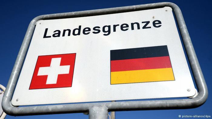 İsviçre'de Almanlar sevilmemekten şikayetçi