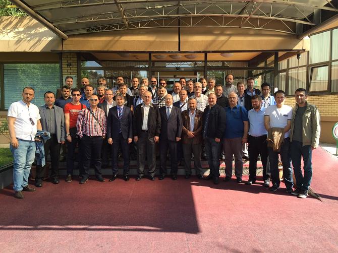 İsviçre Türk Diyanet Vakfı'ndan Bosna Gezisi