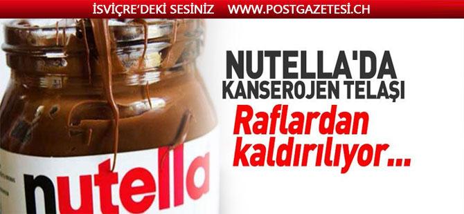 Nutella raflardan kaldırıldı mı?