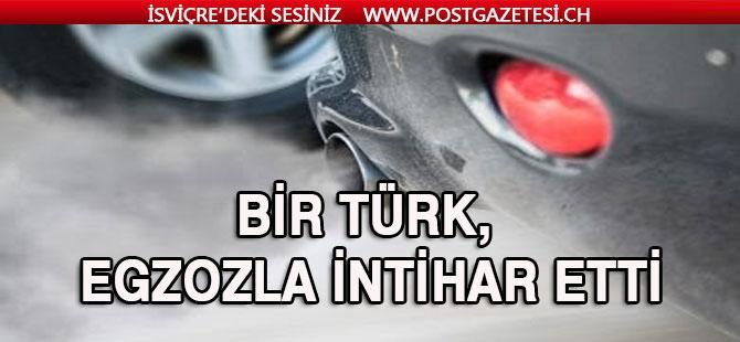 Bunalıma giren gurbetçi Türk intihar etti