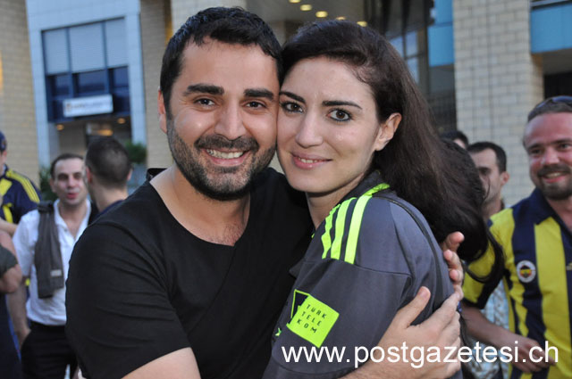Fenerbahçeli'ler çoştu