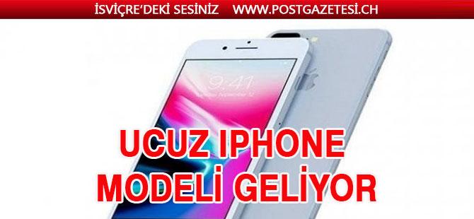 Apple'ın ucuz iPhone modeli mart ayında satışa çıkacak