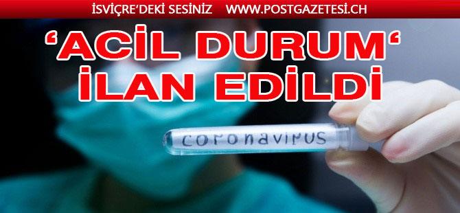 Dünya Sağlık Örgütü, koronavirüs nedeniyle acil durum ilan etti