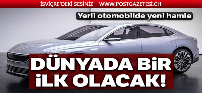 Türkiye'nin ilk elektrikli araçlar dalı yeni eğitim öğretim yılında Bursa'da oluşturulacak