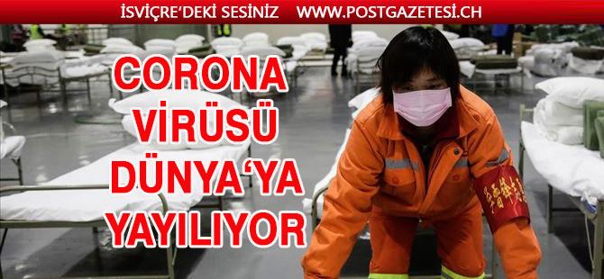 Yeni tip koronavirüs dünyada 34 bin 827 kişide görüldü