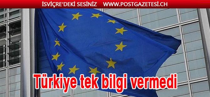 Gurbetçilerin Türkiye'deki banka bilgilerinin paylaşımı henüz söz konusu değil