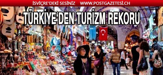 Rekor yılı oldu: Türkiye, turizmde dünya altıncısı