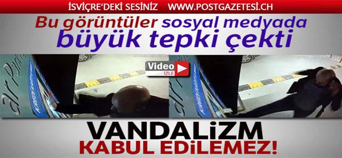 İstanbul Havalimanı'nda tepki çeken görüntü
