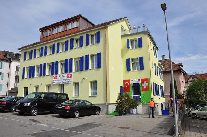 İslam Kültür Merkezi yeni binasına taşındı