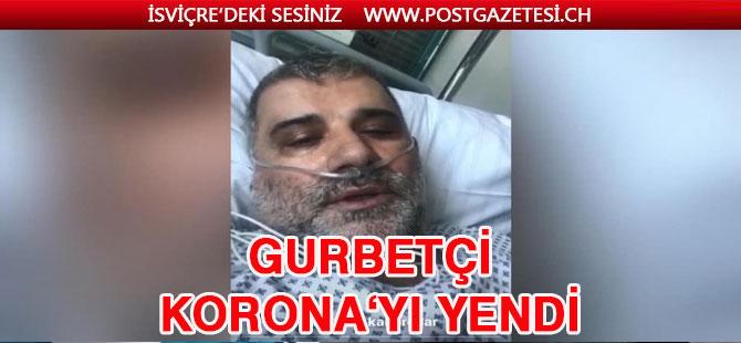Koronavirüsü yenen Türk yaşadıklarını anlattı