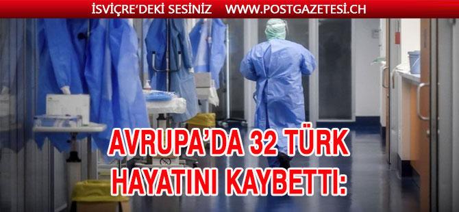 Avrupa'da 32 Türk hayatını kaybetti: En çok ölüm Fransa'da