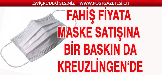 BİR BASKIN DA THURGAU POLİSİ'NDEN