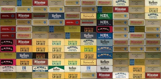 Sigaranın paketi 16 frank olsun