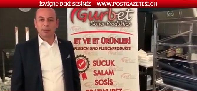 """Türk iş insanından sağlık çalışanlarına """"moral"""" yemeği"""