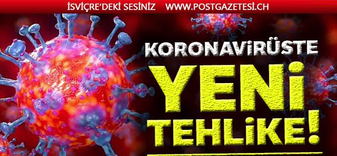 Koronavirüste yeni tehlike!