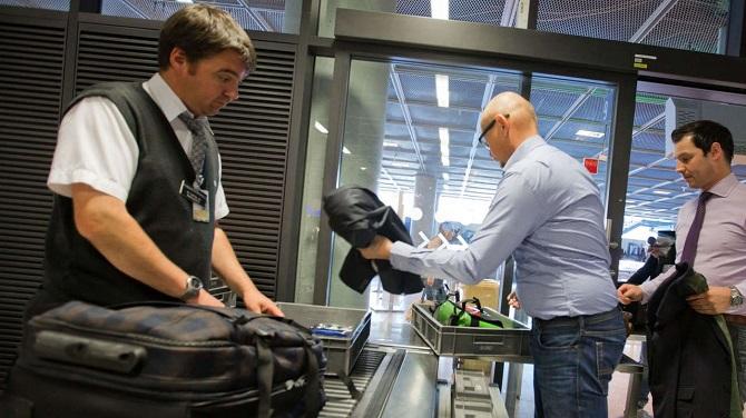 Havaalanında kontroller arttı