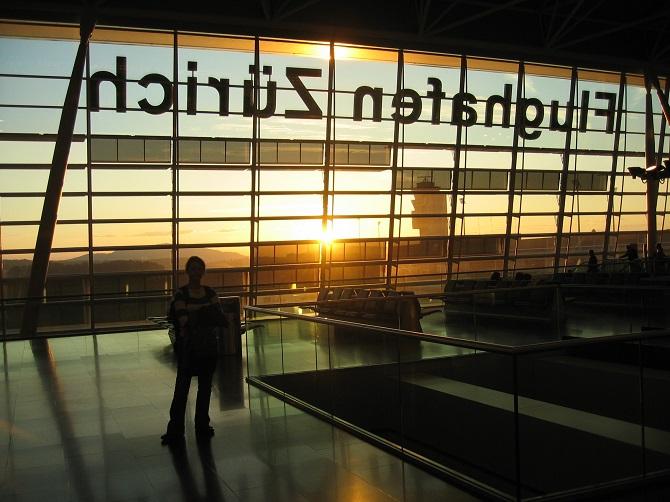 En iyisi Zürih Havalimanı