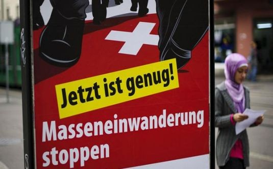 İsviçre'ye iltica zorlaşıyor