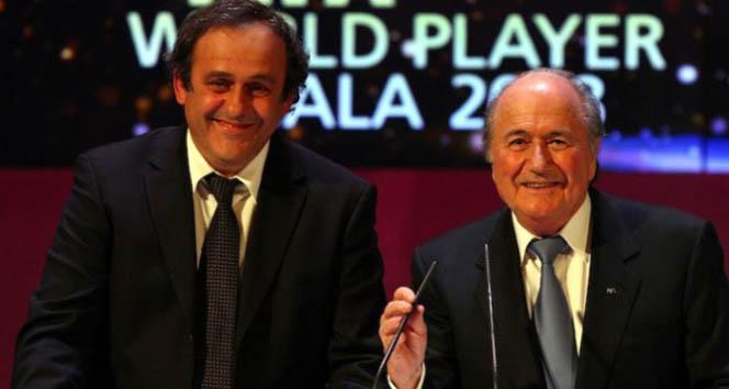 FIFA ve UEFA başkanlarına ceza