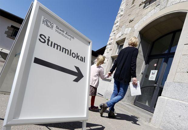 İsviçre'de yarın genel seçimler yapılacak
