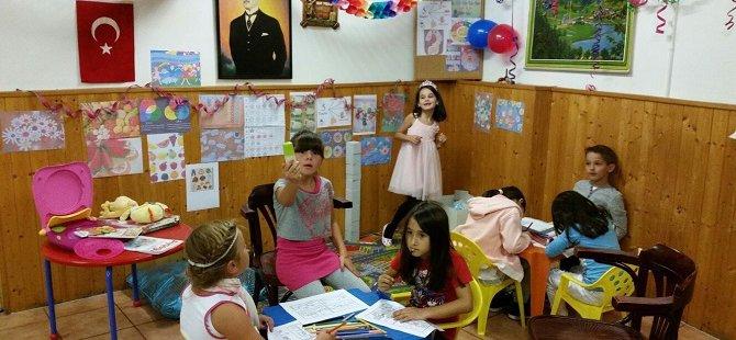 Türk anaokullarının sayısı artıyor