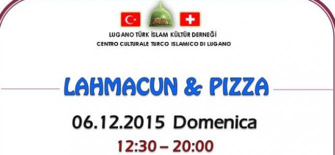 Konferans ve Lahmacun/Pizza programına davet