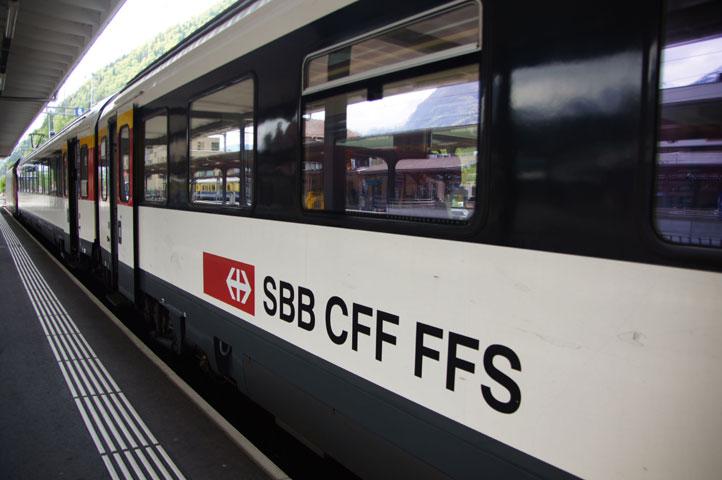 Zürih-Bern arasına 15 dakikada bir sefer
