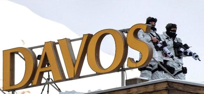 İsviçre silahlı kuvvetleri Davos'ta güvenlik çalışmalarına başladı