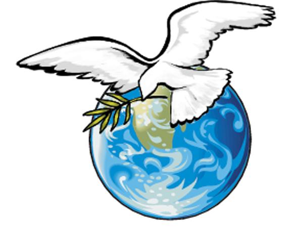 Dünyada barış - Frieden auf Erden