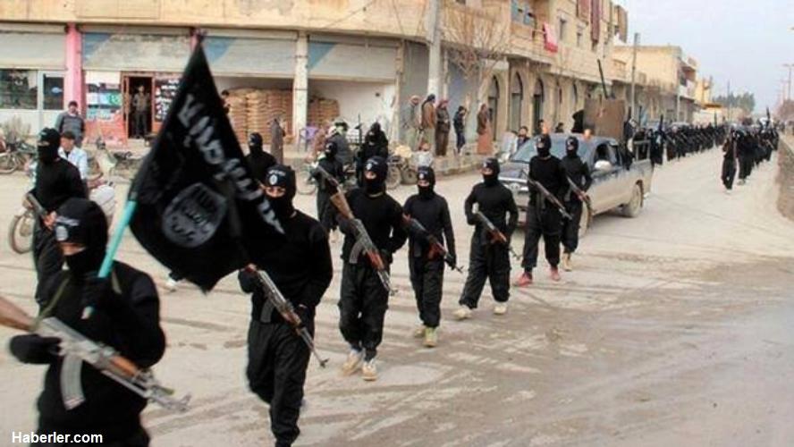 IŞİD insanlığı katlediyor
