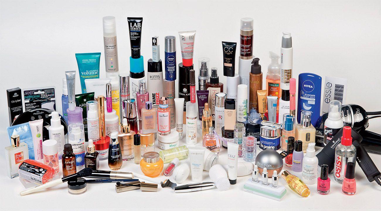 Kozmetik ürünleri el yakıyor