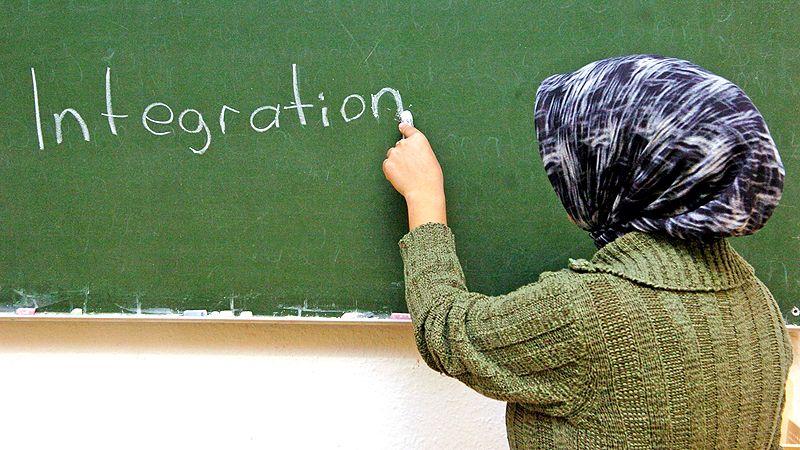 Uyum kurslarına en fazla ilgi Türklerden