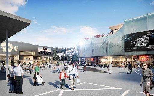 Mall Of Swizterland temeli atıldı