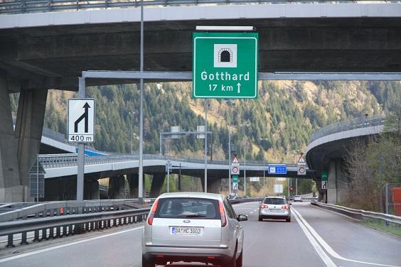 Gotthard tünelinde son söz halkın