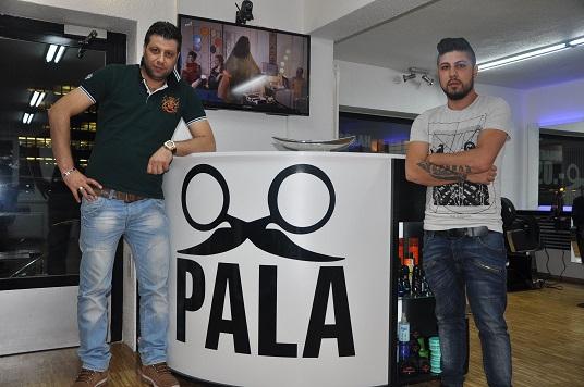 Pala Kuaför hizmete başladı