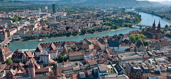 Basel çok şanslı bir şehir
