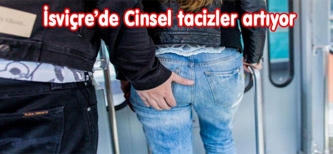 TOPLU TAŞIMA ARAÇLARINDA CİNSEL TACİZ'DE ARTIŞ VAR
