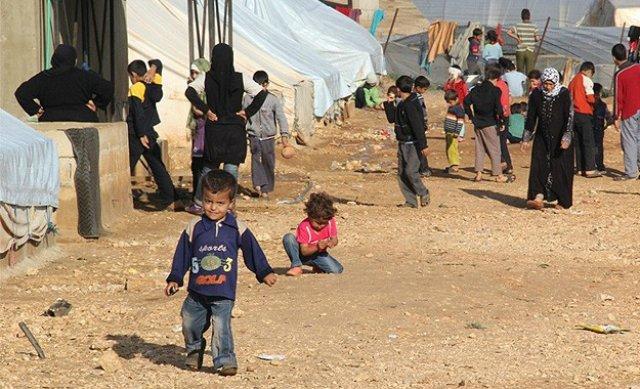 İsviçre'ye STK'lardan Suriyeli sığınmacı baskısı!