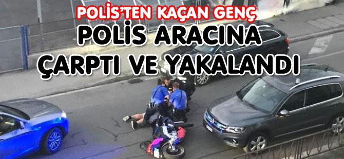 BİEL SOKAKLARINDA VAHŞİCE KOVALAMACA