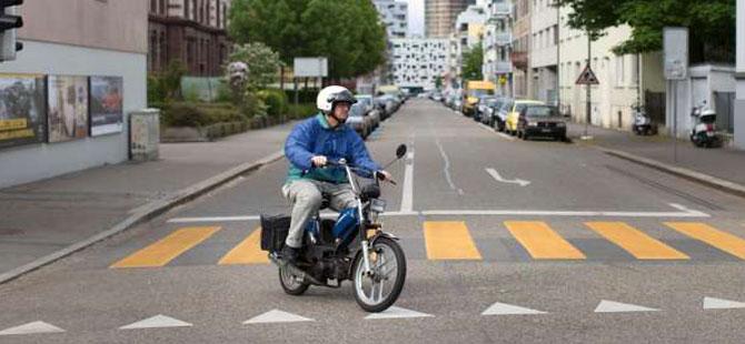 Basel'de Motorsikletler otopark ücreti ödeyecek