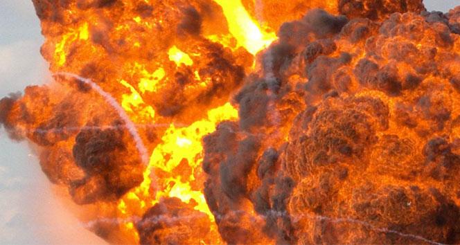 10 yaşındaki kız çocuğunun üzerindeki bomba patladı: 20 ölü, 18 yaralı
